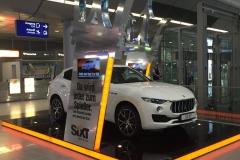 Sixt Podest Düsseldorf Flughafen